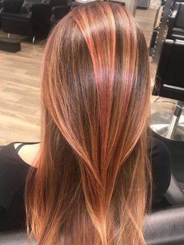 tóc duỗi phồng là một trong Các Kiểu Tóc Đẹp