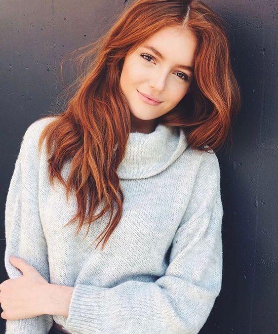 40 Cute Fall Hair Color Ideas to Copy in 2018 - FeminaTalk