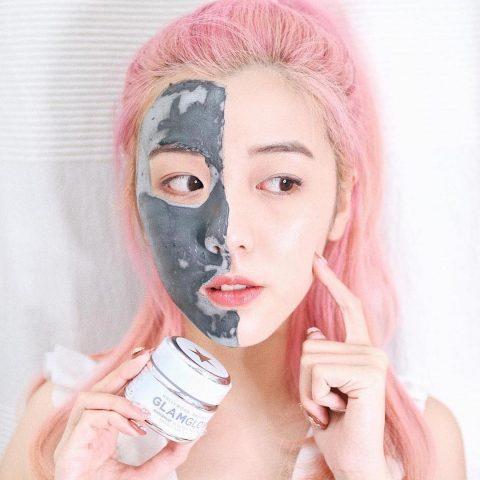 Ô nhiễm thế này mà không đầu tư mặt nạ thải độc thì chẳng trách da không đẹp!