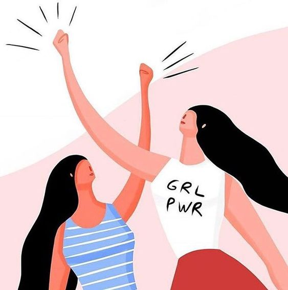 We are STRONGER together! Honored to be surrounded by such powerful and determined women every single day. Happy #internationalwomensday  Photo courtesy of @desdemona1 #girlpowerquotes #futureisfemale #internationalwomensday2019 #girlpower