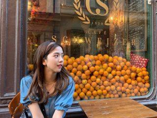 Hóa thân thành nàng thơ sành điệu xứ Hàn, nào có khó gì!