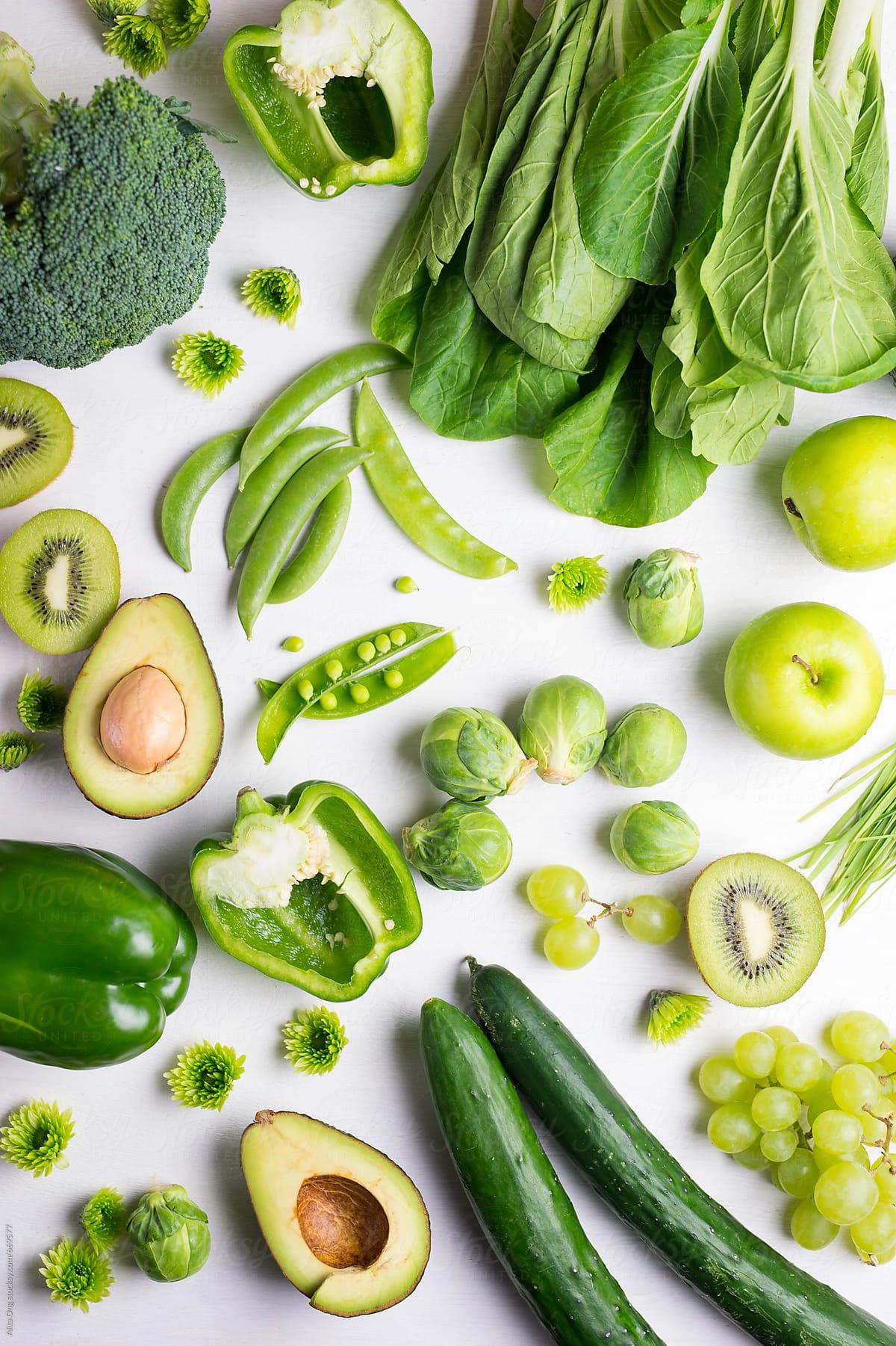 Kết quả hình ảnh cho greens with white background