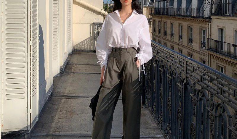 Những em item thời trang chỉ đẹp khi mặc theo phong cách oversize