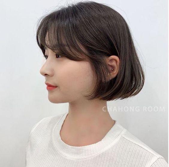 mặt dài nên để tóc gì