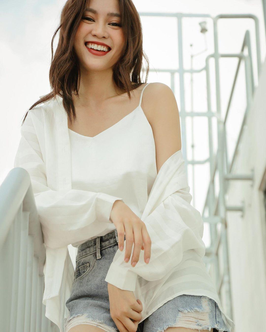 Chân Váy Jean Áo camisole