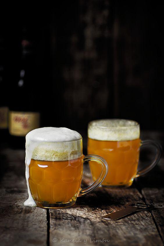 Bares con #bebidas refrescantes. Con y sin alcohol, estas bebidas te quitarán el calor