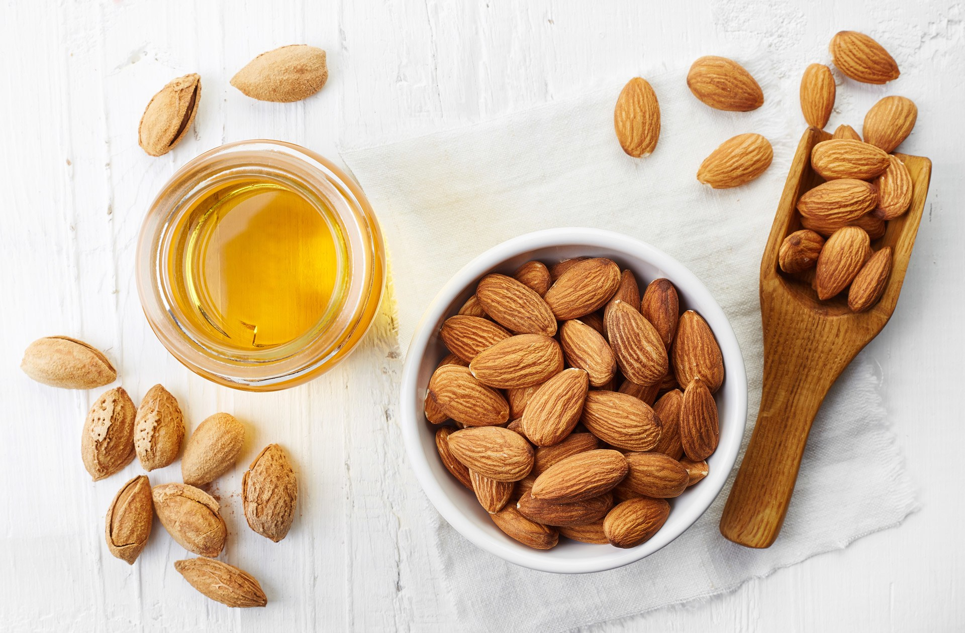 Image result for almond for hair