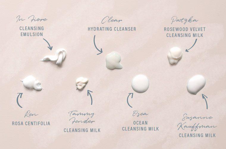 Công dụng tuyệt vời của item rửa mặt dạng sữa