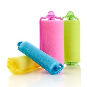 Conair Soft, Bouncy Curls Foam Rollers, 48CT