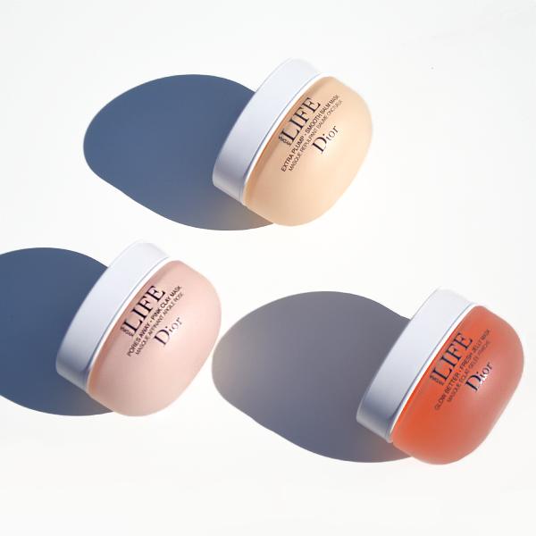 Kết quả hình ảnh cho Dior Hydra Life Glow Better Fresh Jelly Mask