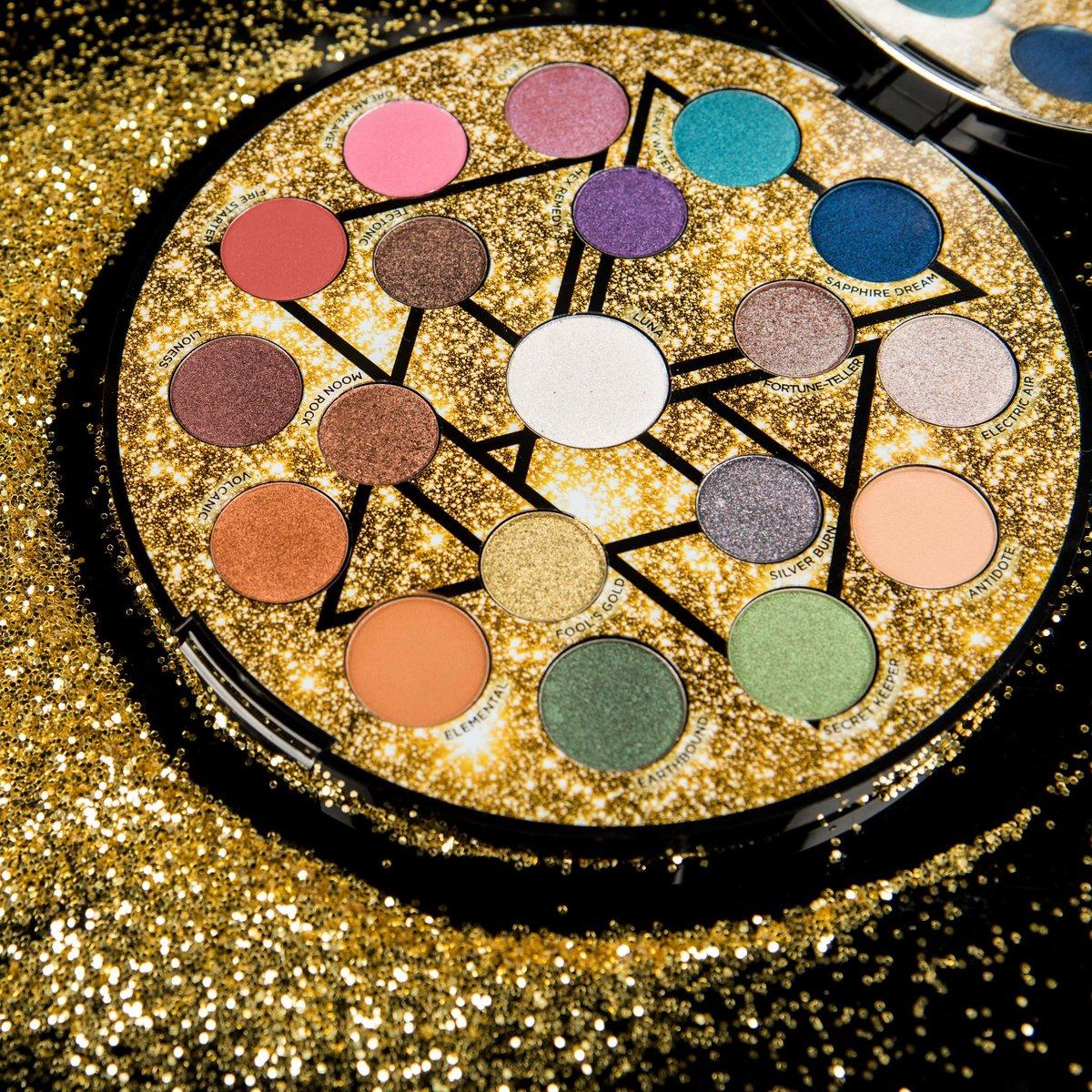 Kết quả hình ảnh cho Urban Decay Elements Eyeshadow Palette