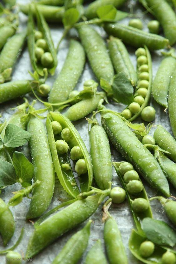 Fresh Pea / Food photography
