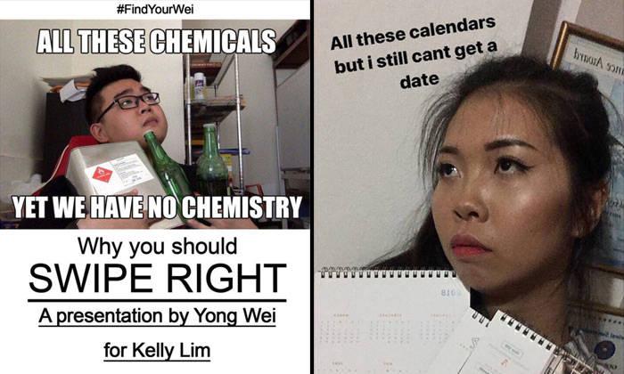 Image result for Kelly Lim tinder