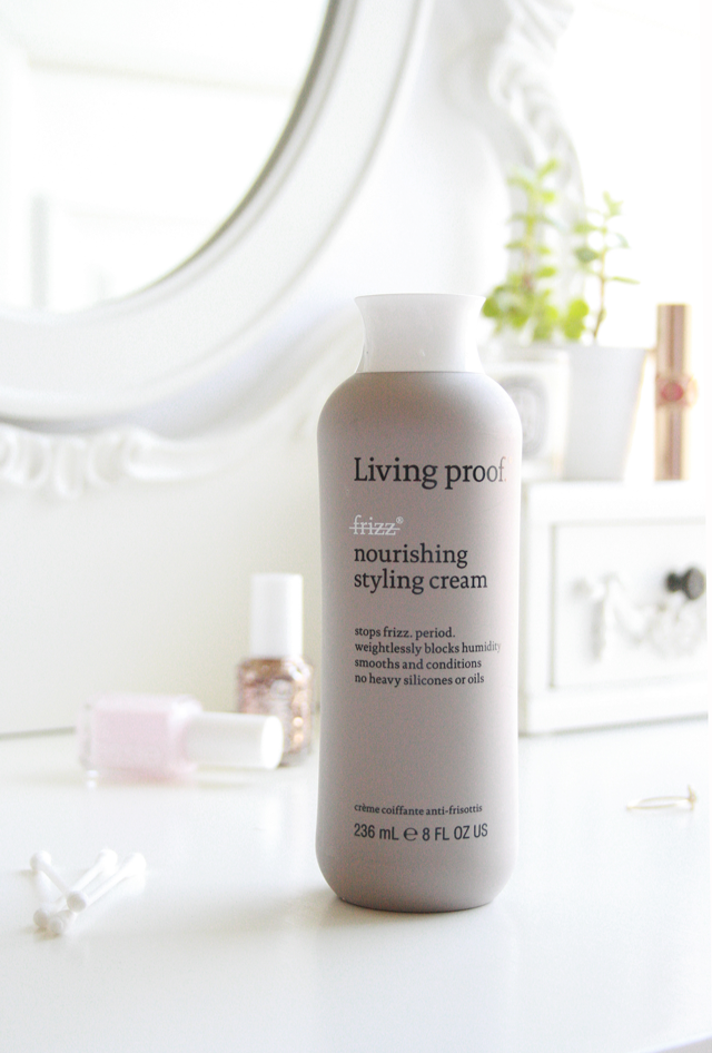 Image result for Living Proof Nourishing Styling Cream