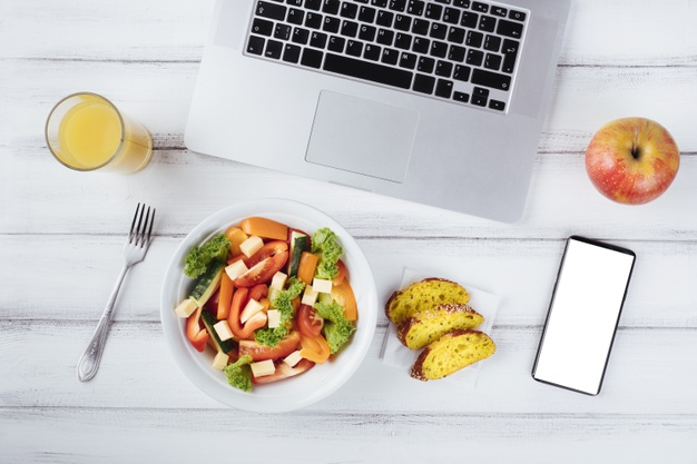 Image result for food laptop