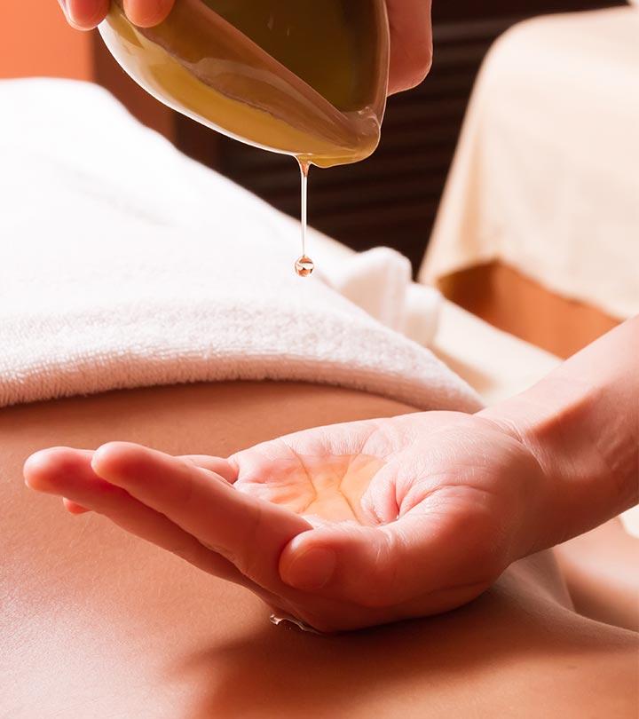 Image result for oil body massage