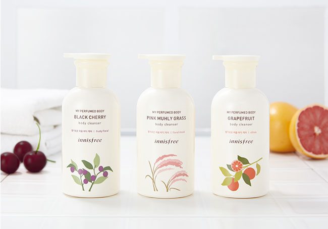 Image result for Innisfree My Perfumed Body Lotion