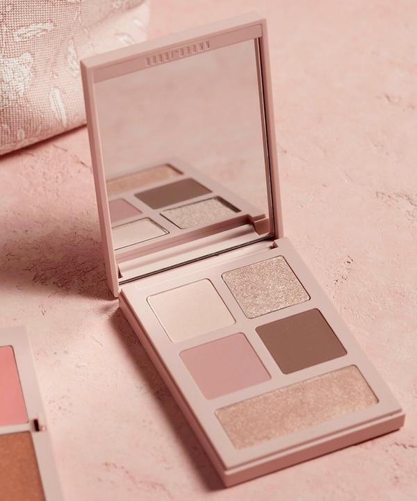 Kết quả hình ảnh cho Bobbi Brown x Ulla Johnson The Minou Eye Shadow Palette
