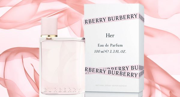 Kết quả hình ảnh cho Burberry Her EDP