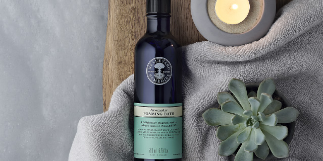 Neal's Yard Remedies Aromatic Shower Gel