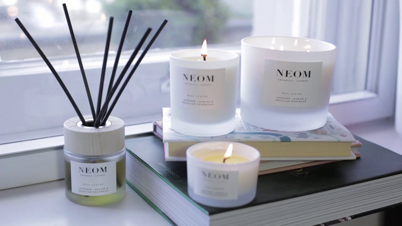 Neom Sensuous Scented Candle