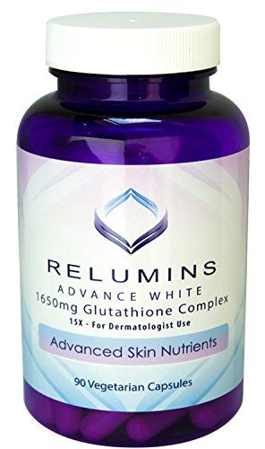 Relumins Advance White 1650mg Glutathione Complex  15x Dermatologic Formula with Advanced Skin Nutrients * Details can be found by clicking on the image.