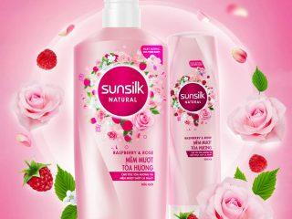 Còn sản phẩm dưỡng tóc nào tốt hơn Sunsilk Natural Raspberry & Rose cơ chứ!