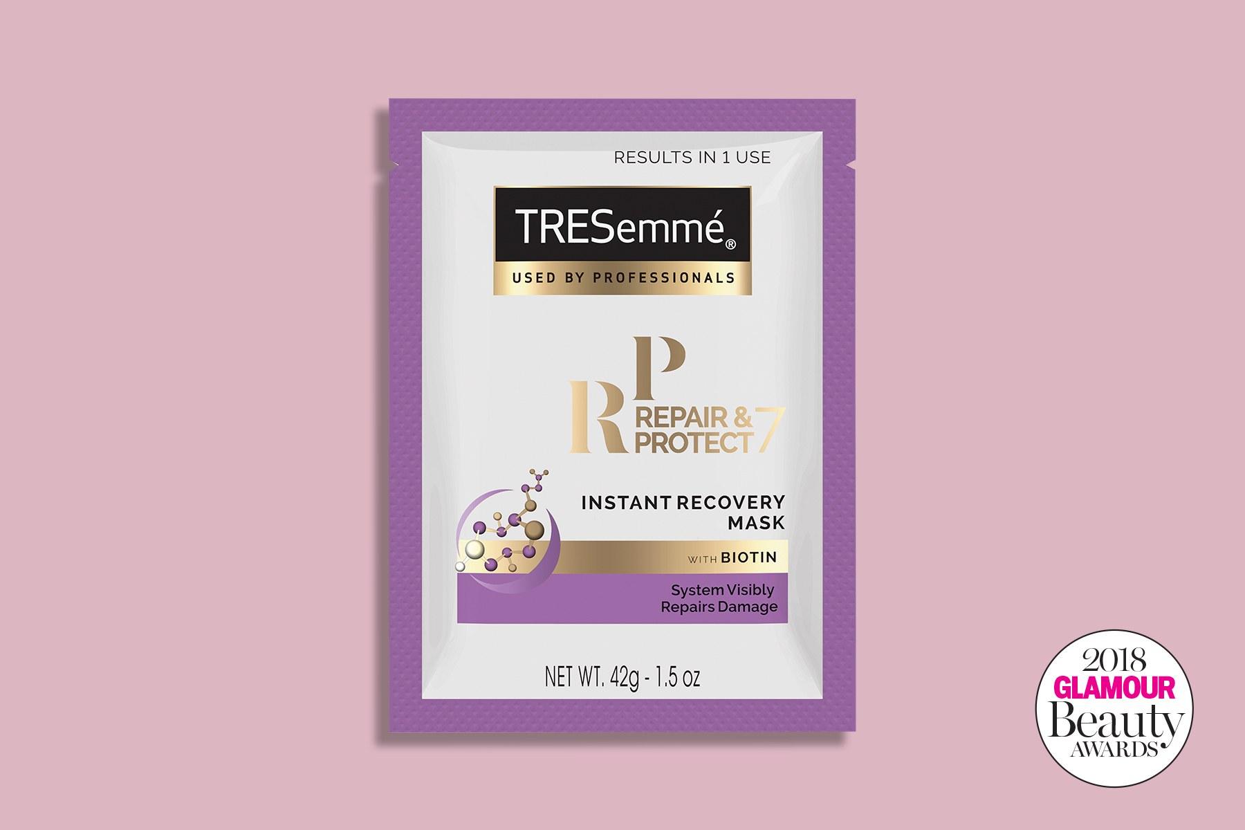 Kết quả hình ảnh cho TRESemmé Biotin + Repair 7 Intensive Mask