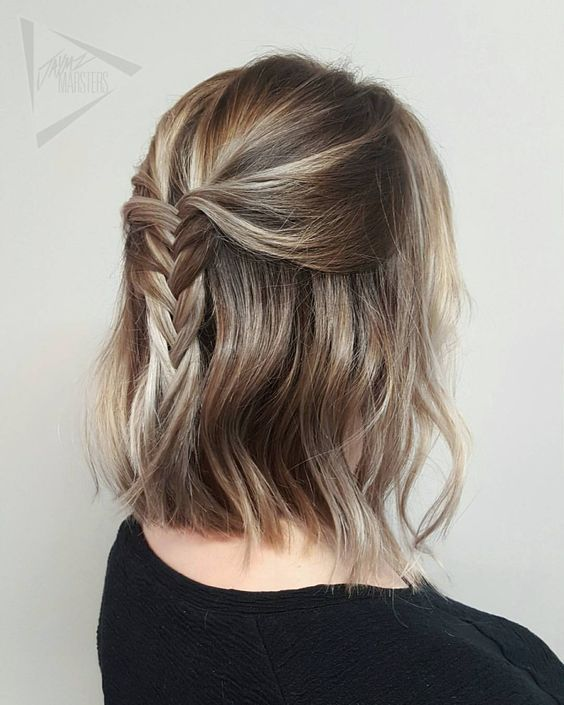49 Super-Trendy Beautiful Hairstyles for School Isabellestyle Blog