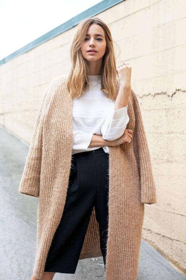 Những kiểu áo khoác không thể thiếu cho mùa đông này