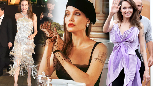 Angelina Jolie và 4 kiểu tóc huyền thoại bạn có thể thử ngay hôm nay