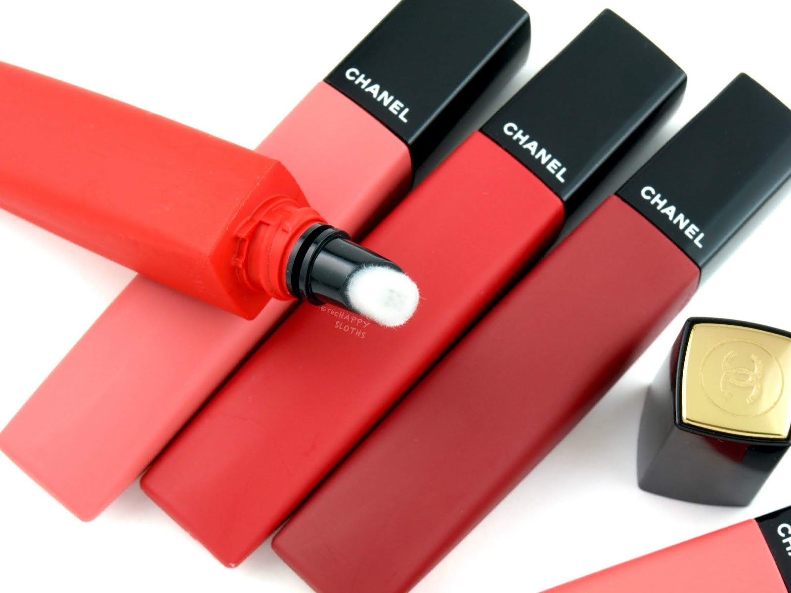 Kết quả hình ảnh cho Chanel Rouge Allure Liquid Powder