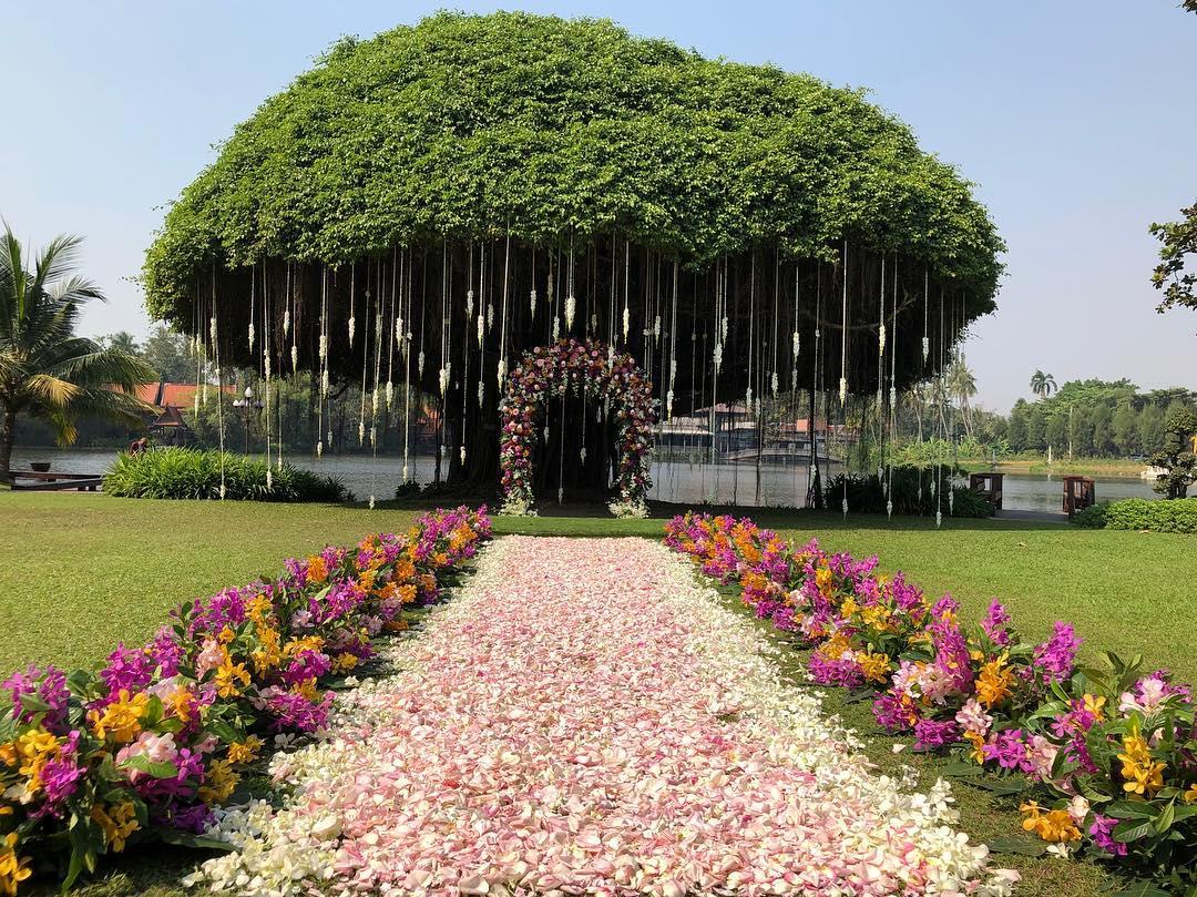 khách sạn thân thiện môi trường - Sampran Riverside, Nakhon Pathom, Thailand