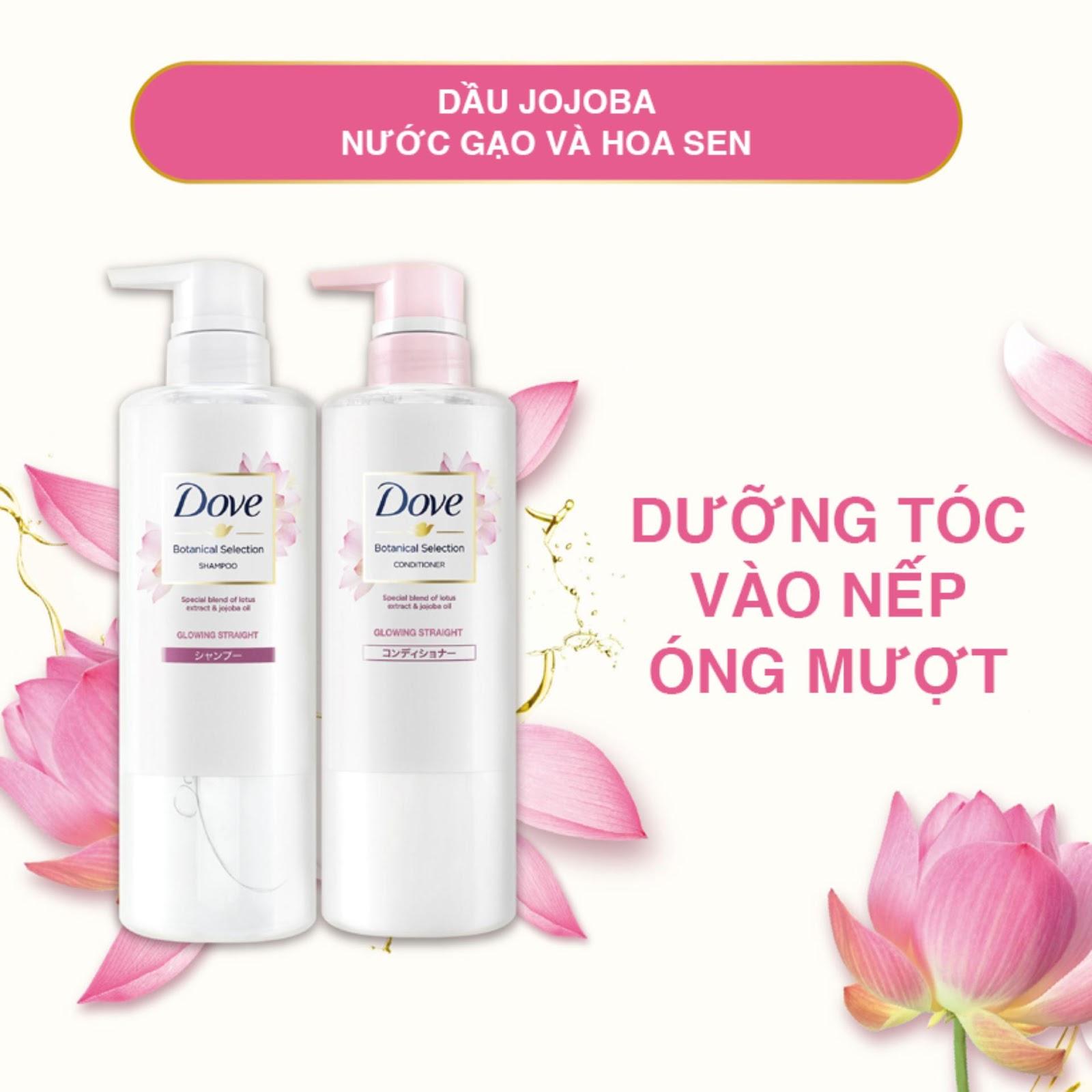 dầu xả Dove