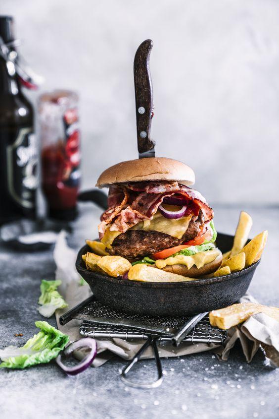 Burger #foodkitchen