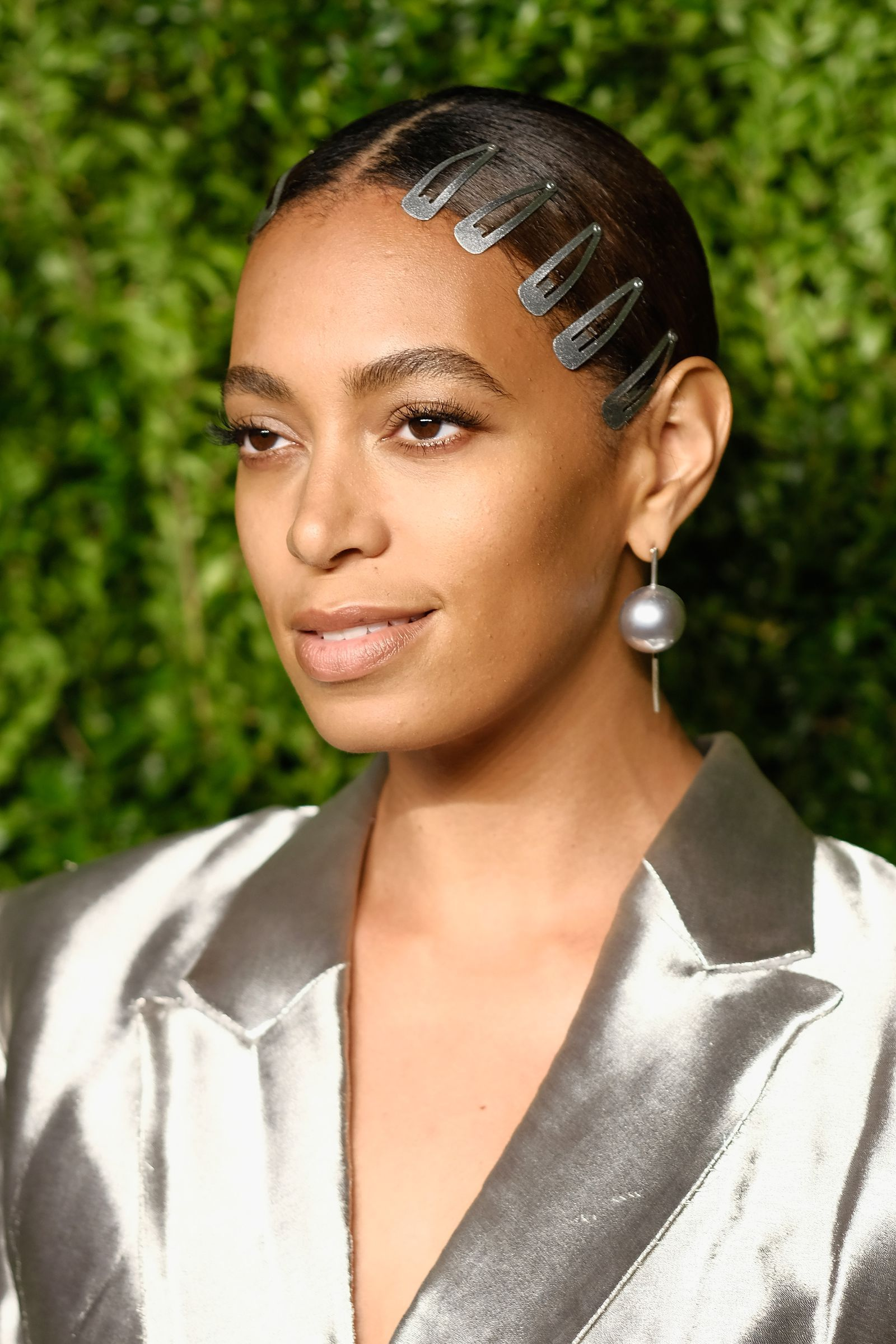 Image result for Solange Knowles hair clip
