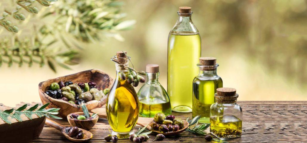 dưỡng tóc bằng dầu oliu