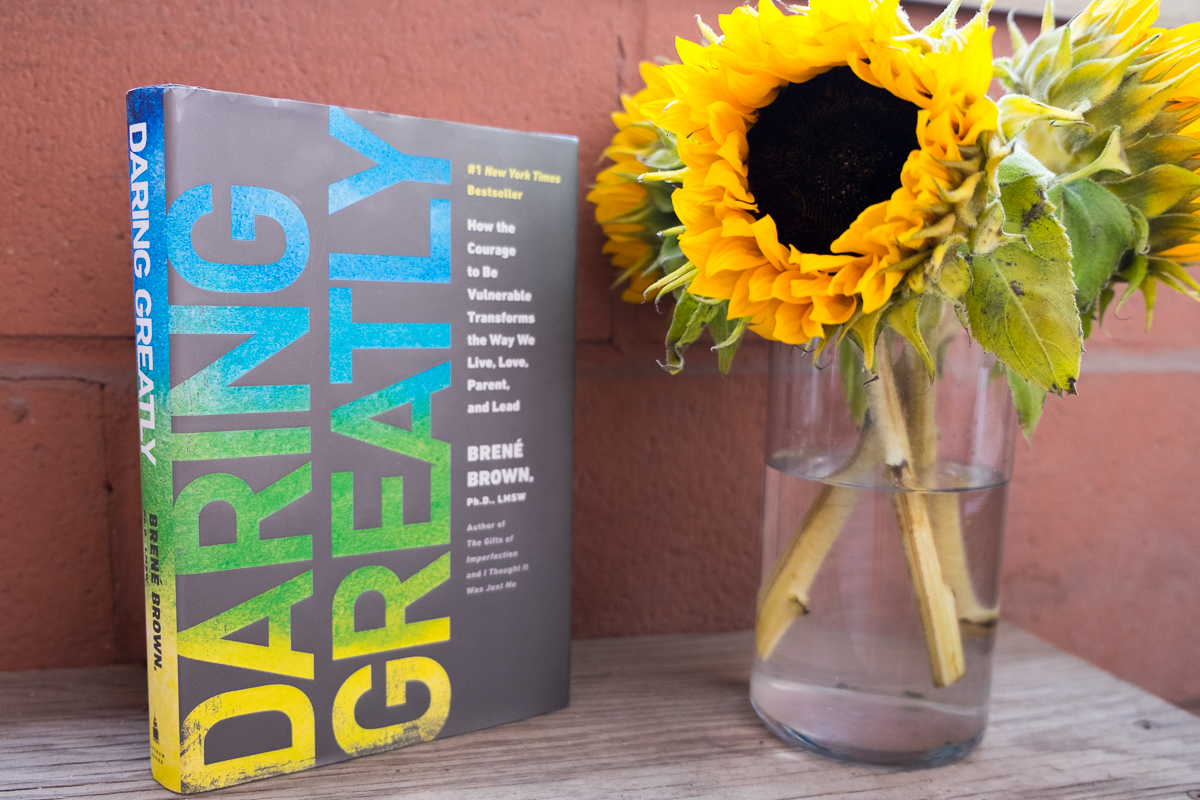 Image result for Daring Greatly: How the Courage to Be Vulnerable Transforms the Way We Live, Love, Parent, and Lead