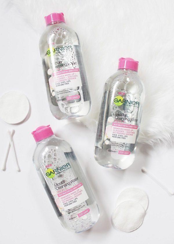 Nước tẩy trang Garnier SkinActive Micellar Cleansing Water