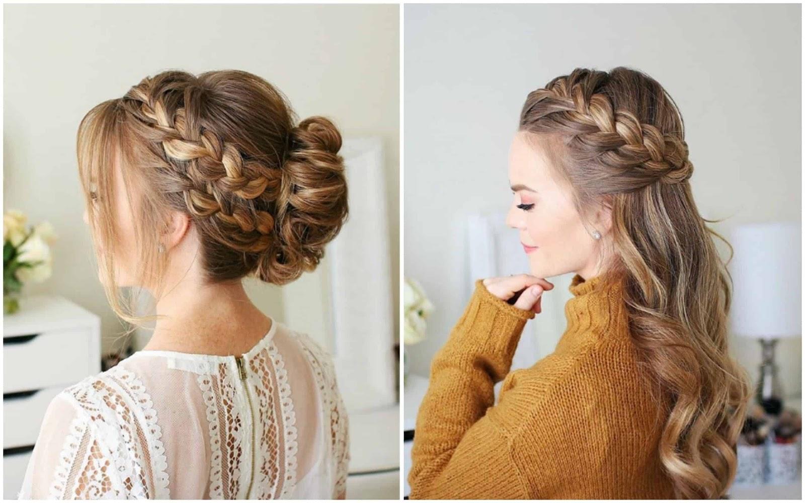 mẫu tóc nữ đep nhất