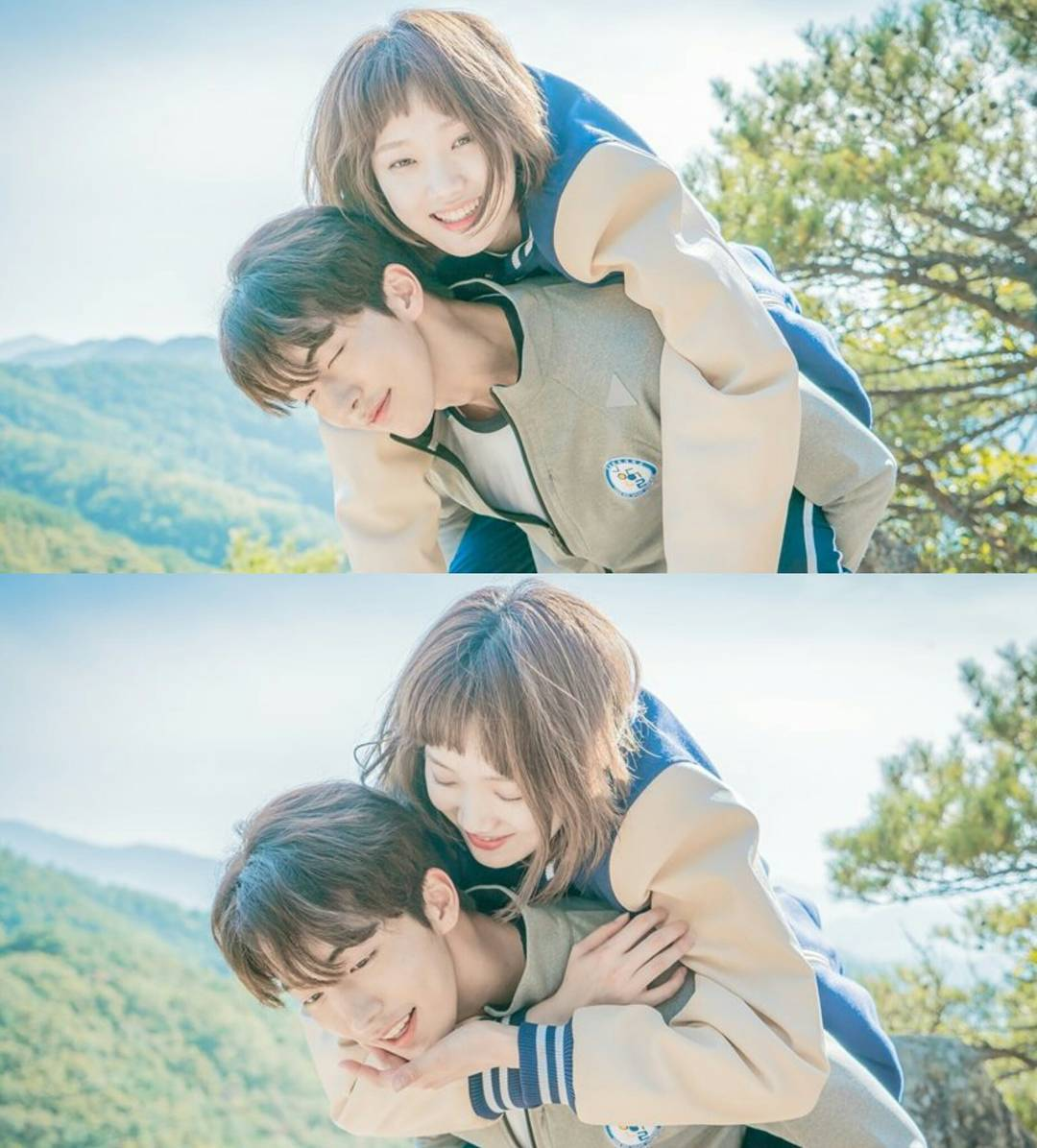 Kim Bok Joo và Jung Joon Hyung
