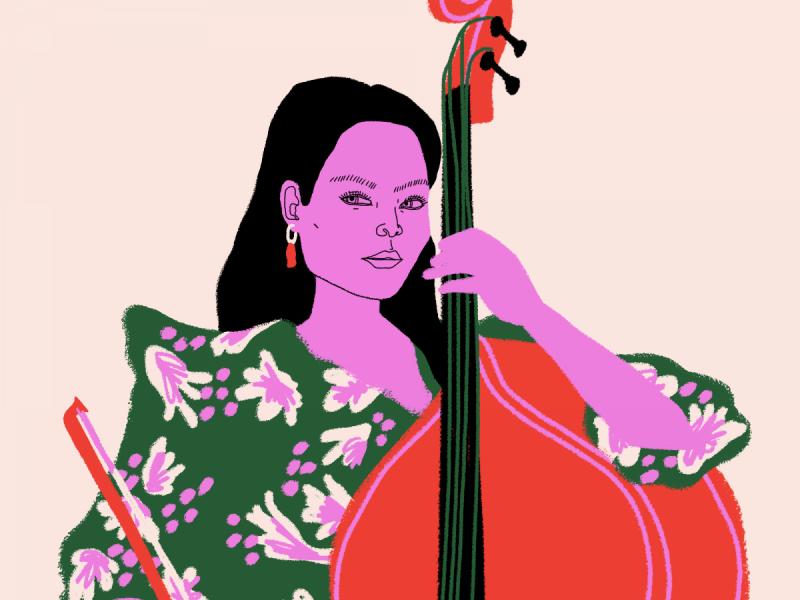 Kết quả hình ảnh cho cello illustration refinery29