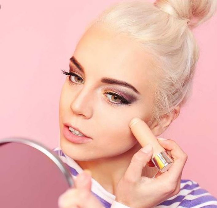 Image result for how to apply foundation makeup