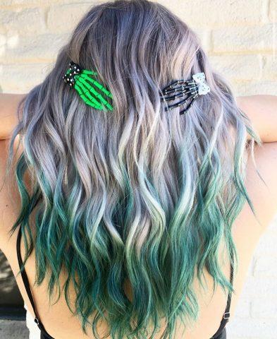 Top 4 kiểu tóc màu rêu đang được yêu thích nhất hiện nay