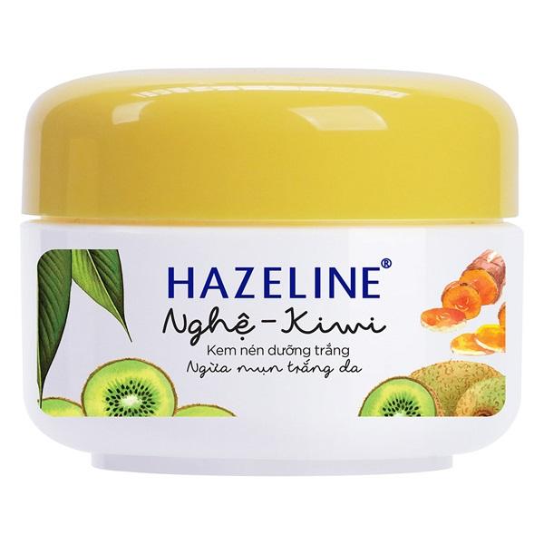 Image result for kem dưỡng trắng hazeline nghệ kiwi