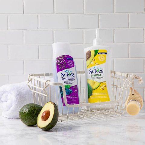 Sữa Tắm St.Ives Body Wash – gợi ý hoàn hảo cho nàng!