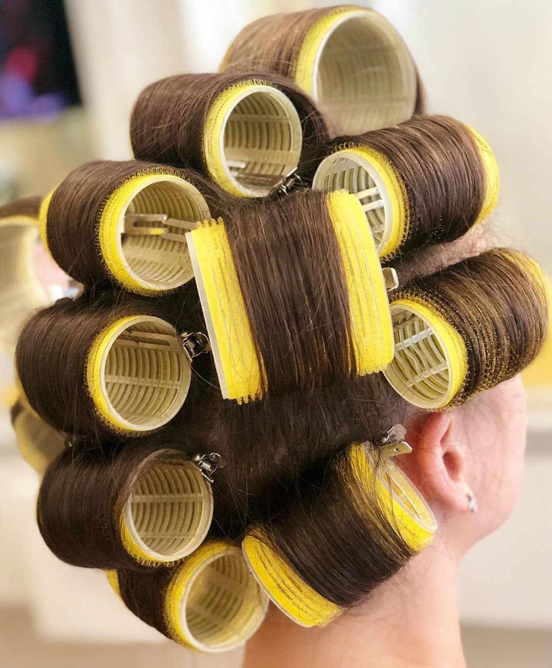 làm phồng tóc