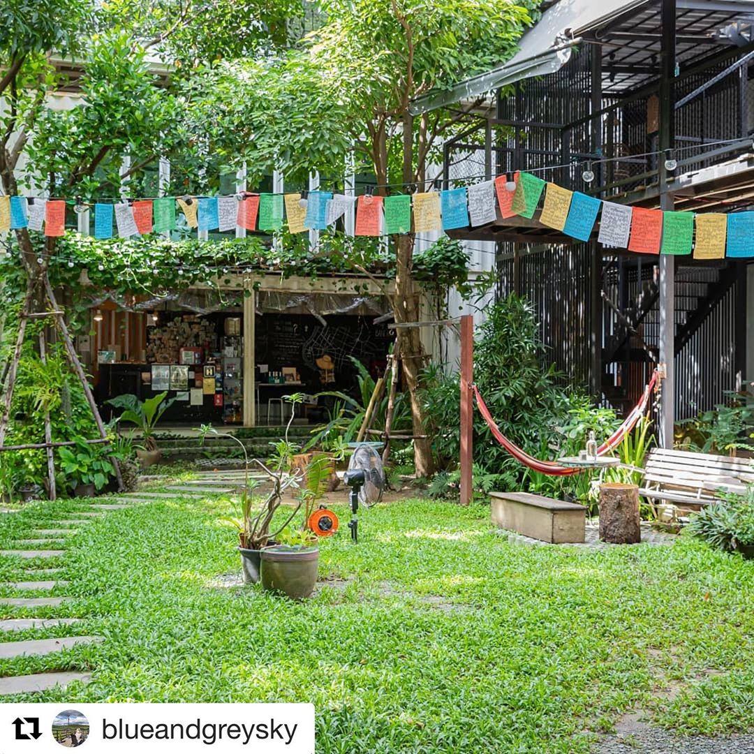 khách sạn thân thiện môi trường The Yard Hostel, Bangkok, Thailand