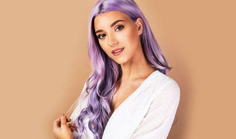 Dưỡng tóc bằng Lavender thì đúng rồi, vậy sao không thử nhuộm luôn tóc màu lavender?