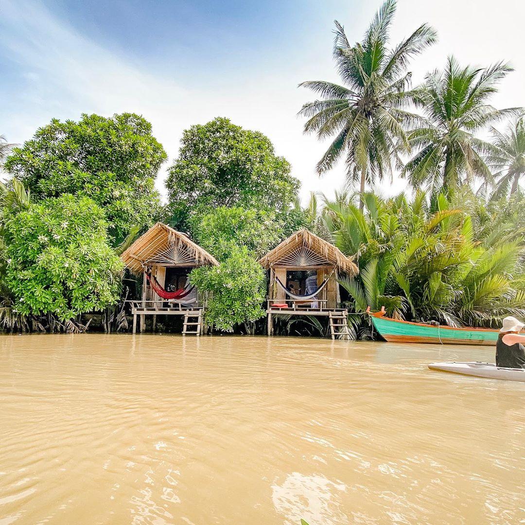 khách sạn thân thiện môi trường - Mango Bay Resort, Ong Lang Beach, Phú Quốc, Vietnam